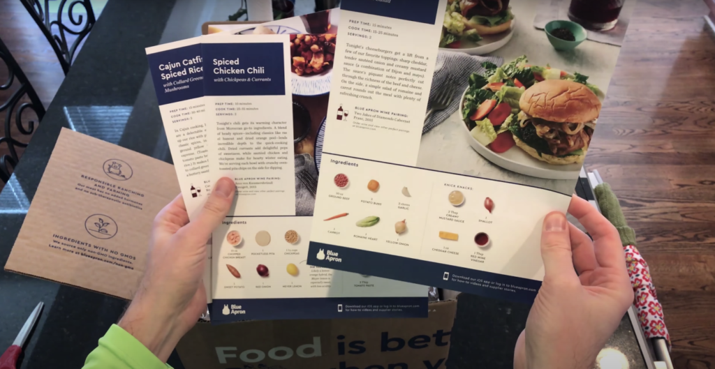 which is better Home Chef vs Blue Apron