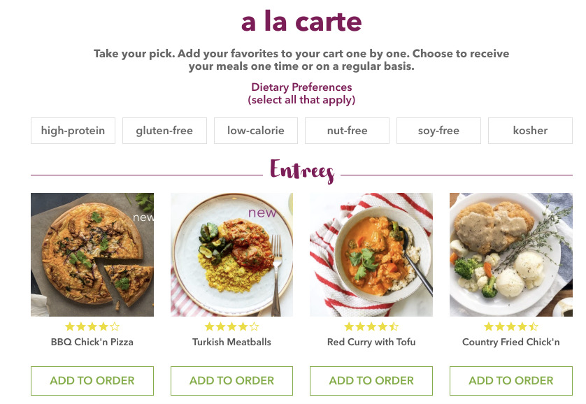 best frozen meal delivery service
