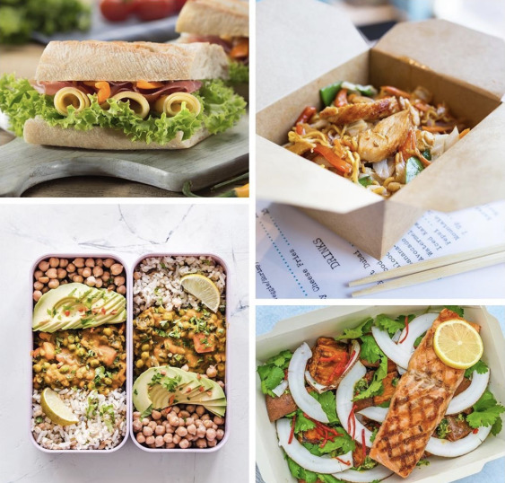 rozen meal delivery services